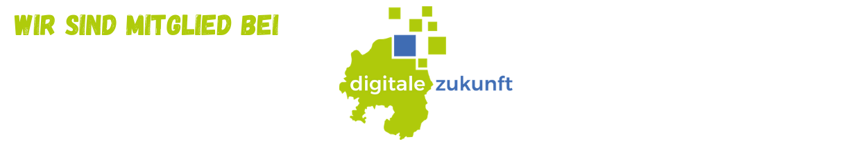Digitale Zukunft Logo