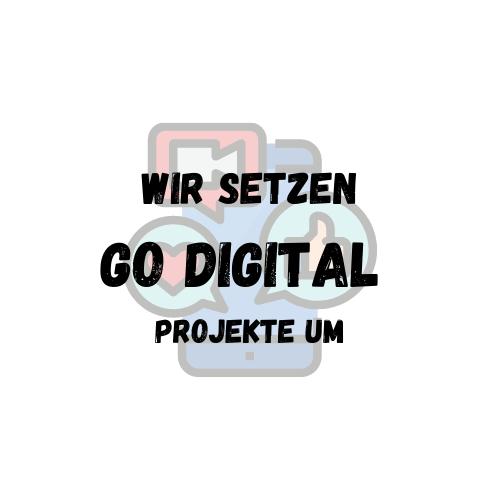 go-digital Projekte mit Online Experience