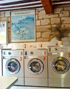 automatic laundry in Avignon Intra Muros