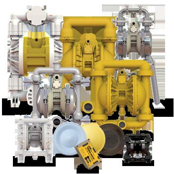 Versa-Matic Pumpen Ersatzteile Zubehör