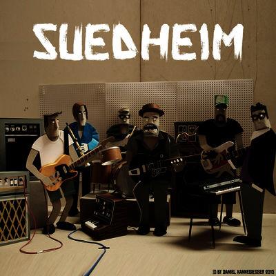 Südheim - New Album