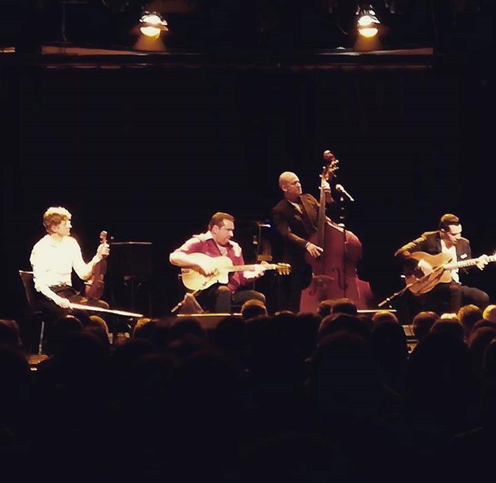 Gismo Graf Trio feat.Tim Kliphuis 18.01.19 Kulturhaus Schwanen Waiblingen