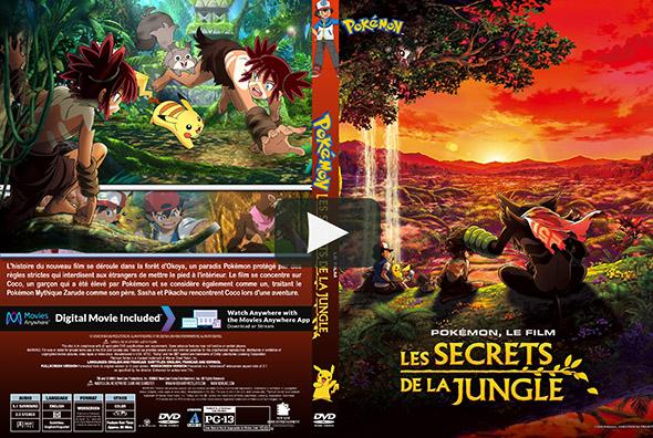 Pokémon le film  Les secrets de la jungle (2021)