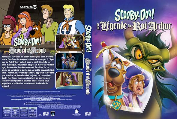 Scooby Doo Et La Légende Du Roi Arthur