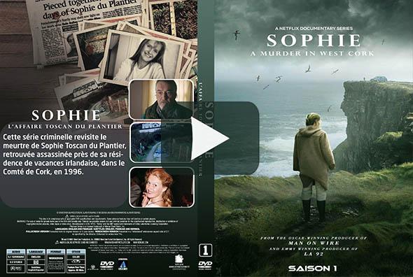 Sophie L'affaire Toscan du Plantier Saison 1