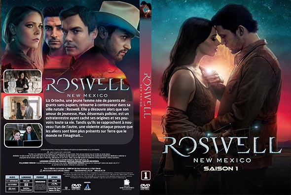 Roswell New Mexico Saison 1