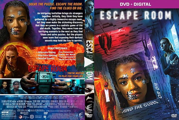 Escape Game (2019)