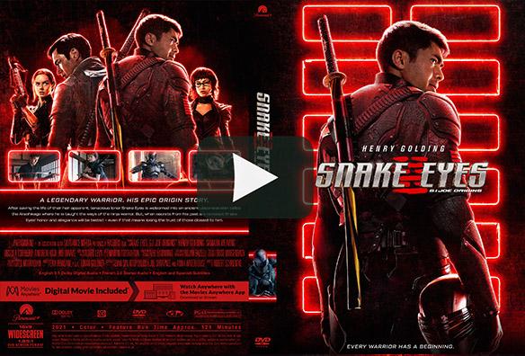 Snake Eyes G I Joe Origins (2021)