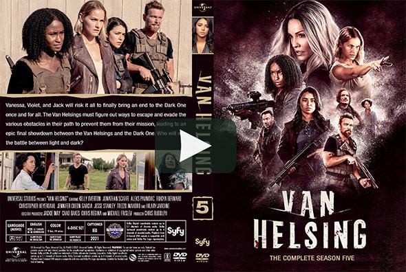Van Helsing Saison 5
