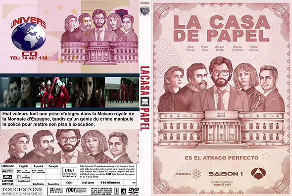 La Casa de papel Saison 1