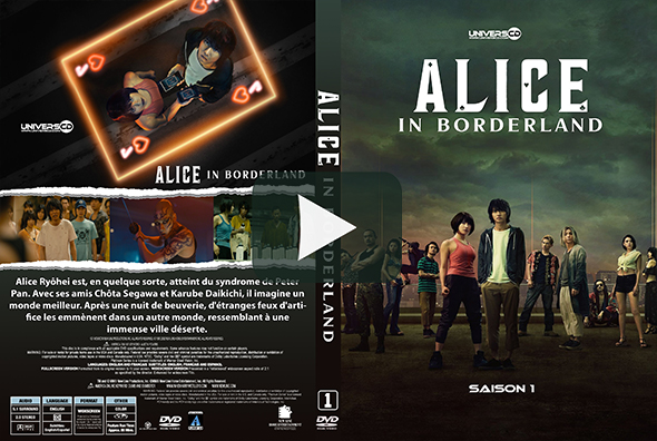 Alice In Borderland Saison 1