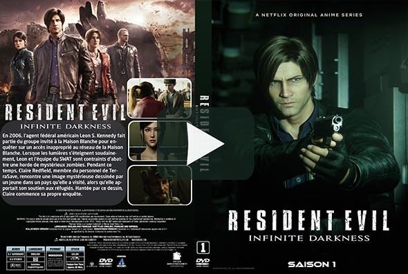 Resident Evil Infinite Darkness Saison 1