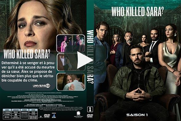 Who Killed Sara Saison 1