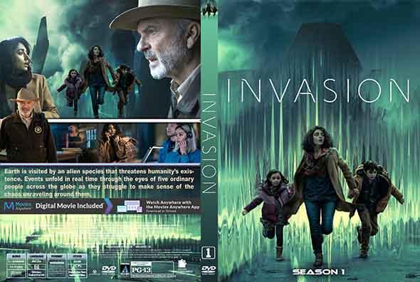 Invasion Saison 1