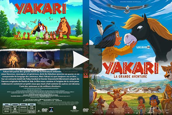 Yakari La Grande Aventure