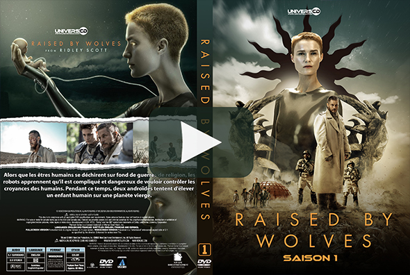 Raised By Wolves Saison 1