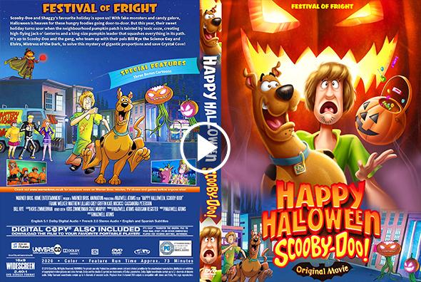 Happy Halloween, ScoobyDoo