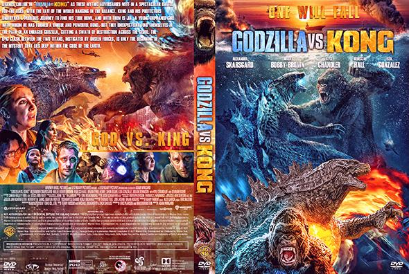 Godzilla Vs Kong V3