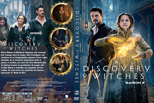 A Discovery of Witches Saison 2