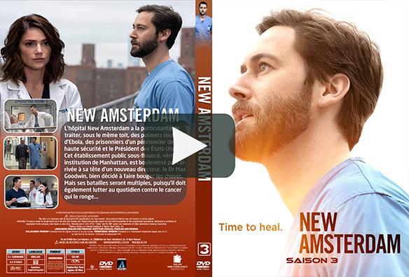 New Amsterdam Saison 3