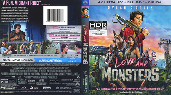 Love And Monsters UHD