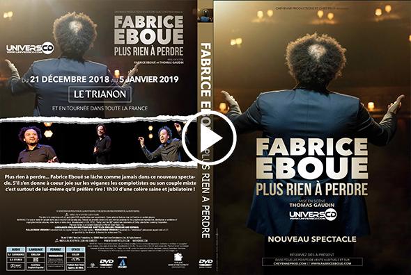 Fabrice Eboue Plus Rien A Perdre
