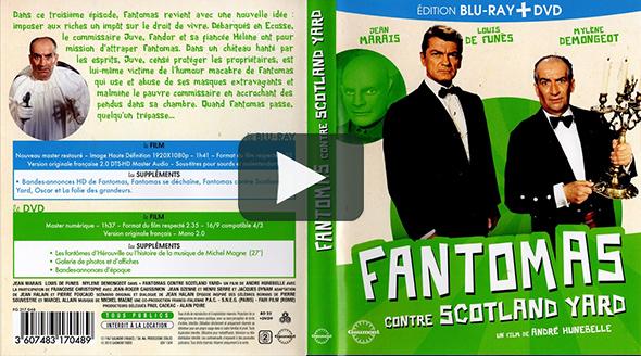Fantomas Contre Scotland (1967)