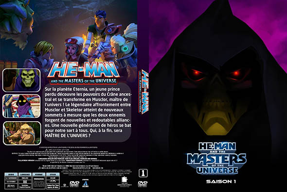 He-Man And The Masters Of The Universe Saison 1