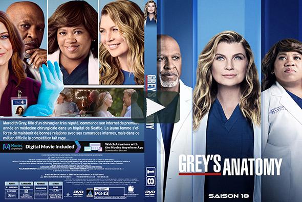 Greys Anatomy Saison 18