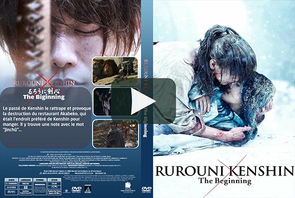Ruroni Kenshin The Beginning (2021)