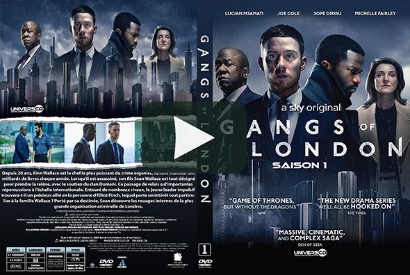 Gangs Of London Saison 1