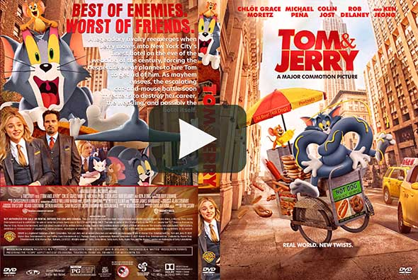 Tom And Jerry 2021