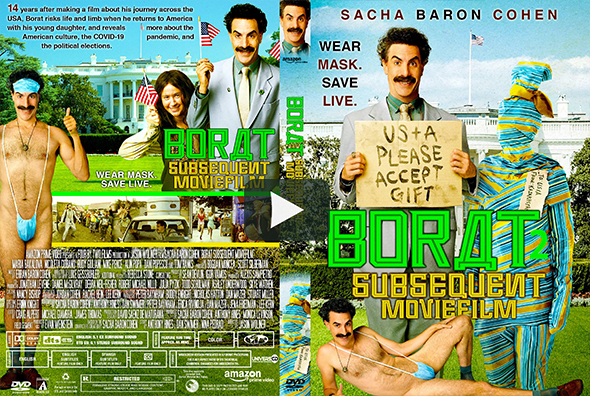 Borat Subsequent Moviefilm (Borat2)