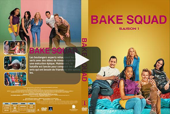 Bake Squad saison 1 2021