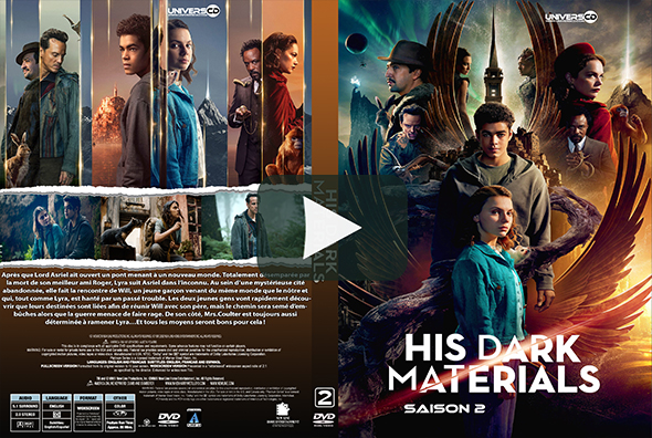 His Dark Materials Saison 1