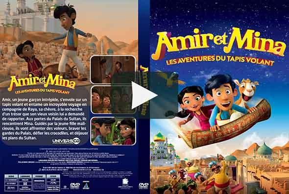 Amir et Mina