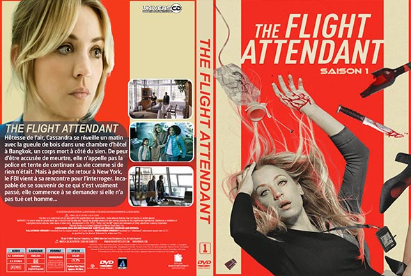 The Flight Attendant Saison 1