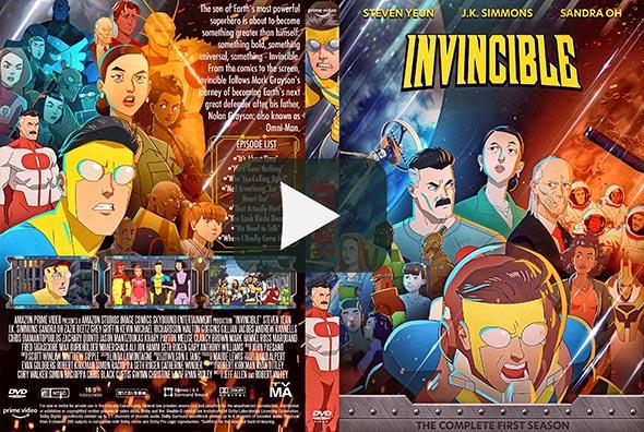 Invincible Saison 1