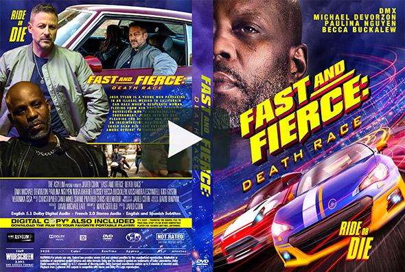 Fast And Fierce Death Race (2021)