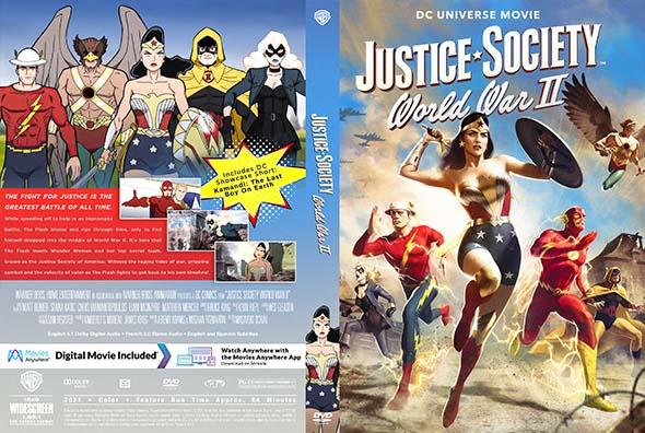 Justice Society World War II V2