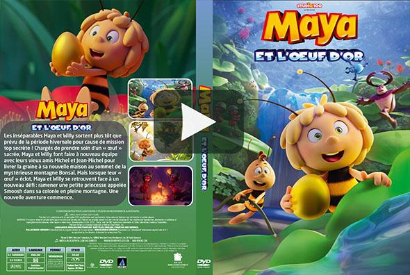 Maya l'abeille 3  L'œuf d'or (2021)