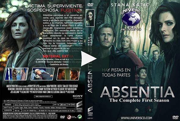 Absentia Saison 1