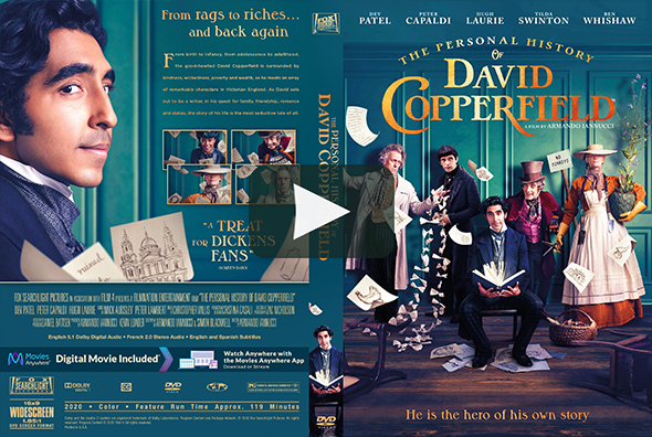Personal History Of David Copperfiel