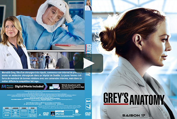 Greys Anatomy Saison 17