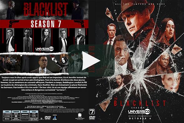 The Blacklist Saison 7