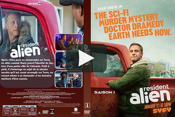 Resident Alien Saison 1