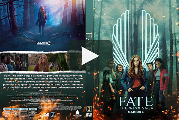 Fate The Winx Saga Saison 1