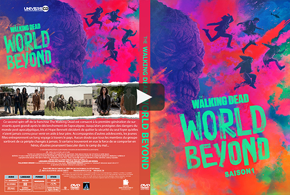 The Walking Dead World Beyond Saison 1