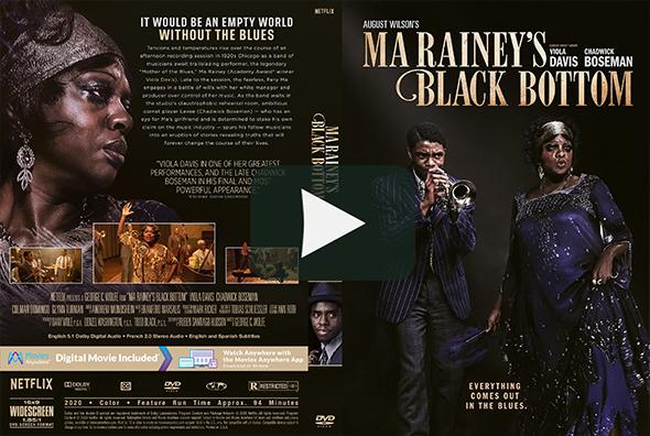 Ma Rainey's Black