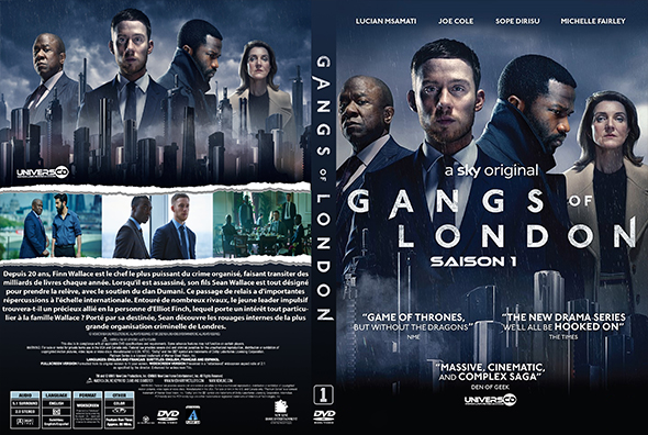Gangs Of London Saison 1